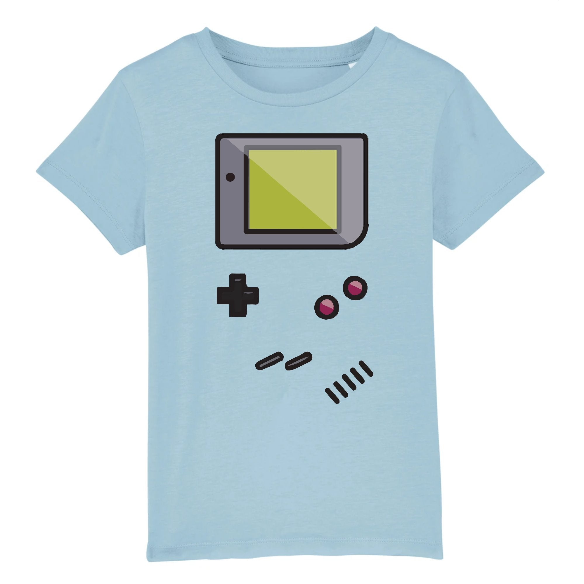 T-Shirt Enfant Game Boy