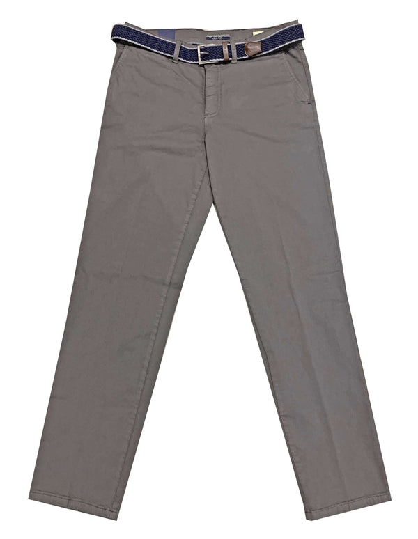 LCDN - Stretch Fit Chino Trousers - Grey