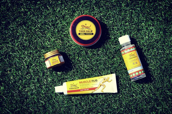 Why Tiger Balm is the Real MVP