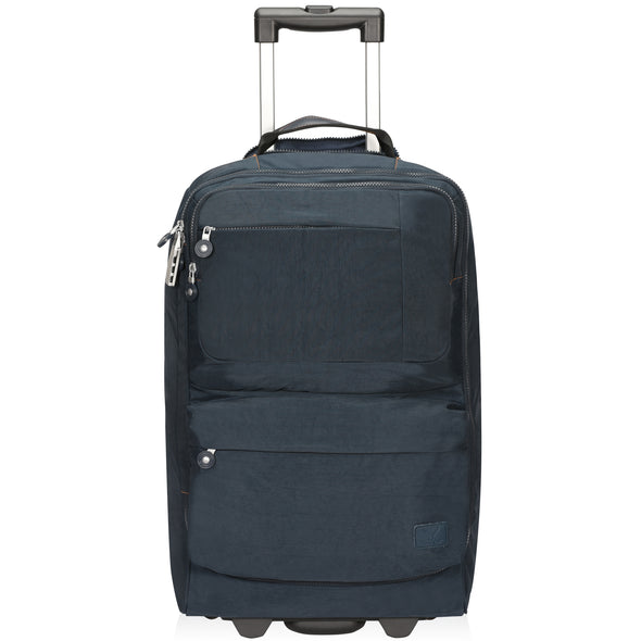 Hynes Eagle 35L Carry on Rolling  Backpack