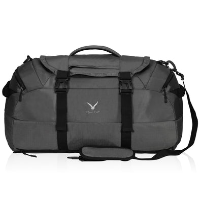 Hynes Eagle 65L Duffel Backpack  Gym Bag
