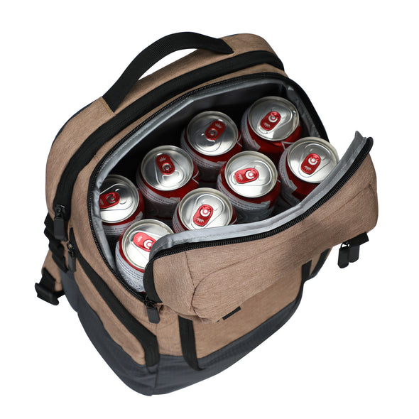Veevanpro 22L Cooler Backpack 24 Cans