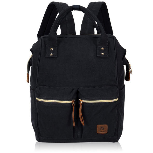 Veegul Stylish Multipurpose Backpack  Dual Pockets