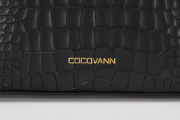 COCOVANN Leather Crossbody Bag
