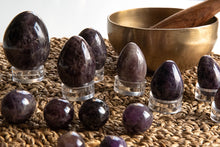 Load image into Gallery viewer, Amethyst Crystal Eggs