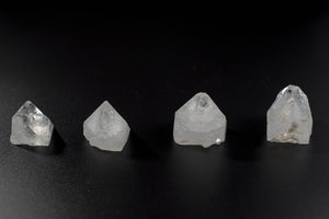 Apophyllite Natural Points. Light Leak Healing