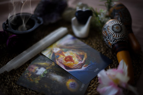 Remote Shamanic Healing and Intuitive Card Reading
