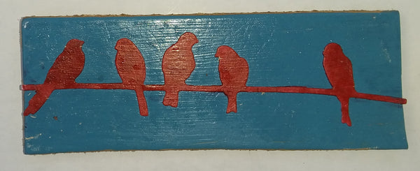 Redbird bookmark