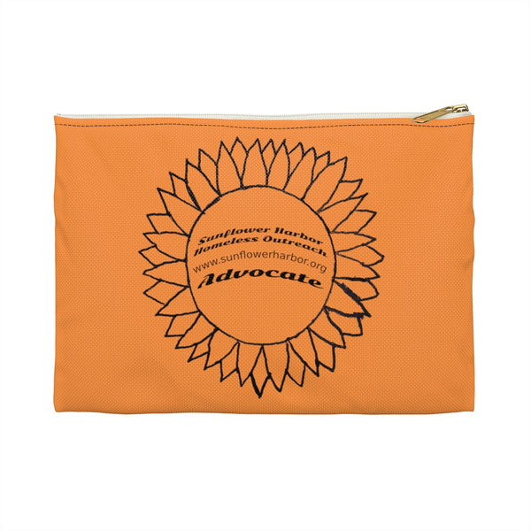 Sunflower Harbor Advocate Accessory Pouch