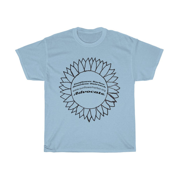 Sunflower Harbor Advocate Tee