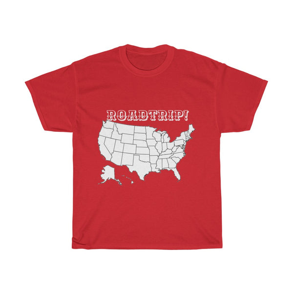 Roadtrip colorable Tee