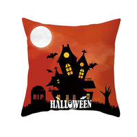 Halloween styled pillow covers