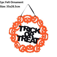 Festive spooky wall decorations for Halloween!