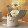 HomeQuill™ Miniature Animal Succulent Pots