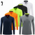 Flexco™ Men's Dri-Fit Long Sleeve Golf Shirt