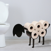 HomeQuill™ Creative Metal Sheep Toilet Paper Storage