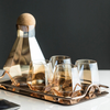 Klastiva™ Hexagonal Crystal Glassware Set