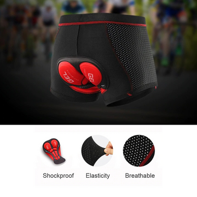 Flexco™ Breathable Cycling Shorts
