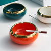 HomeQuill™ European Style Mini Ashtray