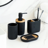LuxeBath™ Classic Bath Accessory Set