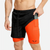 Flexco™ Men's Double Layer Training Shorts