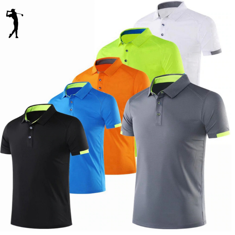 Flexco™ Men's Golf Polo Shirt