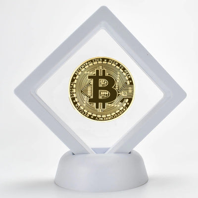 HomeQuill™ Novelty Bitcoin Desk Stand