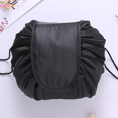 CosmoSack™ Makeup Bag HomeQuill Black
