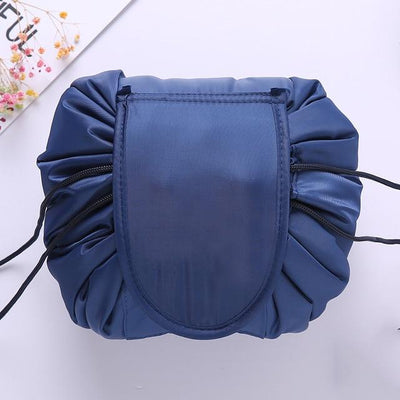 CosmoSack™ Makeup Bag HomeQuill Navy Blue