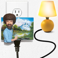 Load image into Gallery viewer, Bob Ross Talking Clapper w/ Night Light