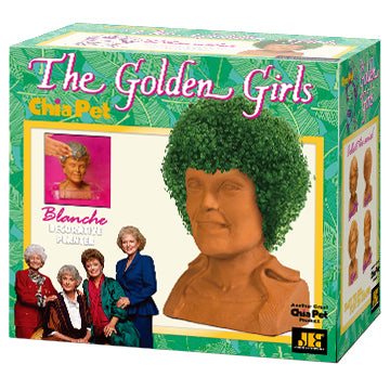Blanche ('The Golden Girls') Chia Pet