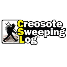 Load image into Gallery viewer, The Creosote Sweeping Log (CSL)
