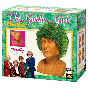 Dorothy ('The Golden Girls') Chia Pet