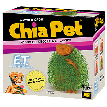 E.T. the Extra-Terrestrial Chia Pet