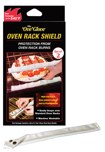 The Oven Rack Shield