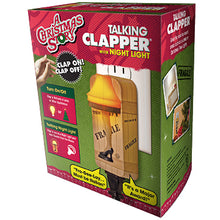 Load image into Gallery viewer, A Christmas Story - Talking Clapper w/ Night Light