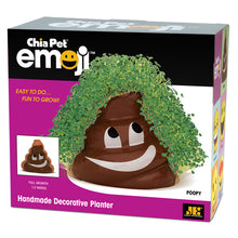 Load image into Gallery viewer, Chia Pet Emoji - Poopy