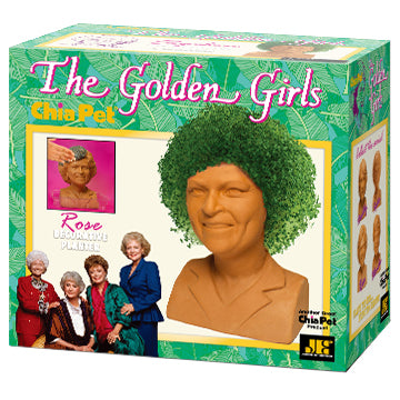 Rose ('The Golden Girls') Chia Pet