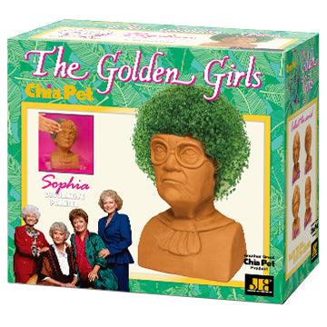 Sophia ('The Golden Girls') Chia Pet