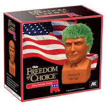 Load image into Gallery viewer, Donald Trump Chia Pet