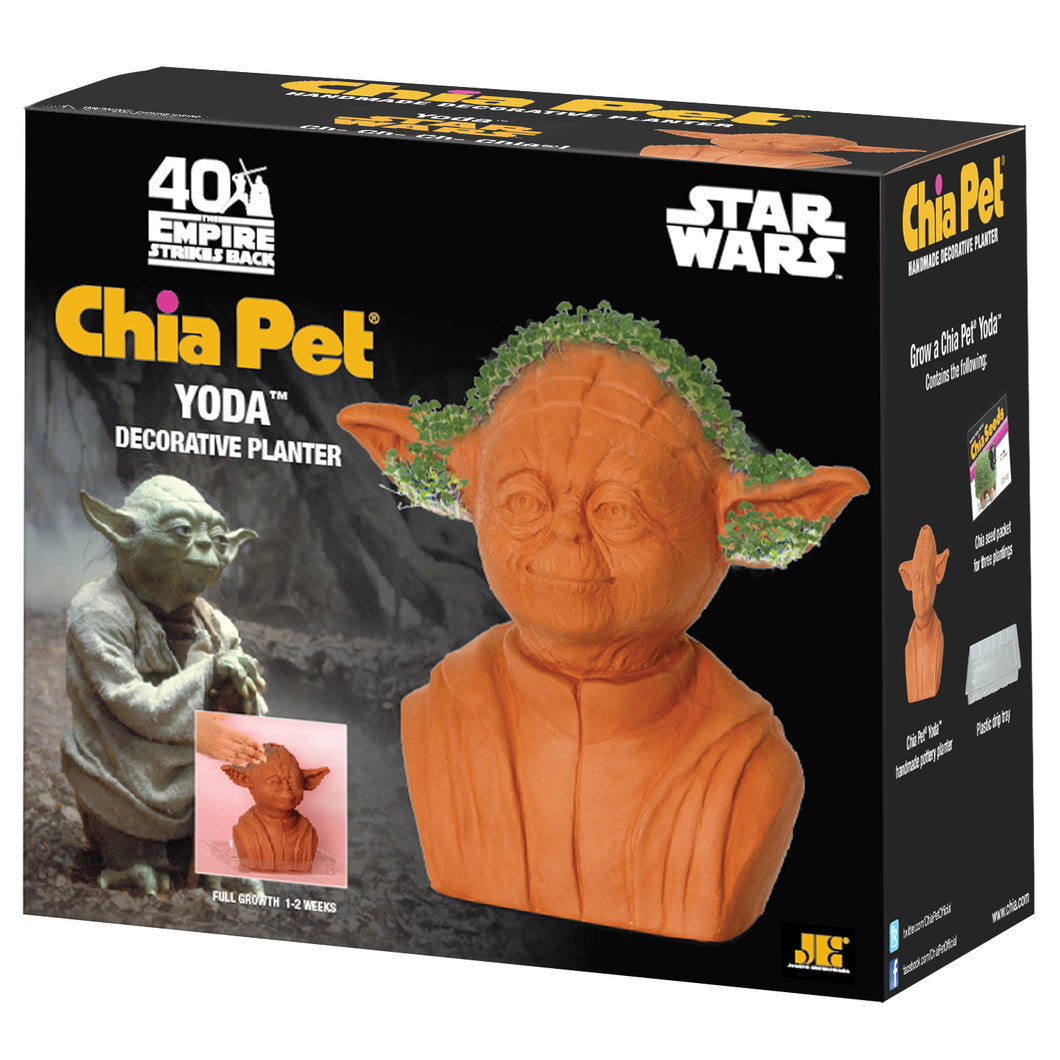 Yoda (Star Wars) Chia Pet