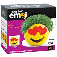 Load image into Gallery viewer, Chia Pet Emoji - Heart Eyes