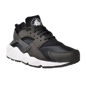 Nike Air Huarache Run Rubber sole Leather and Synthetic Women's Sneakers 634835-006