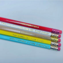 Load image into Gallery viewer, Napolean Dynamite Pencil Set