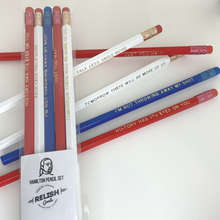 Load image into Gallery viewer, Hamilton Pencil Set