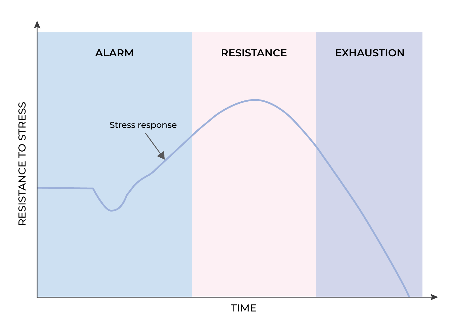 stress response - how adaptogens can help