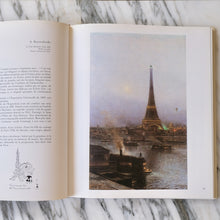 Load image into Gallery viewer, La Tour Eiffel Vue par Les Peintres Book La Porte Bonheur