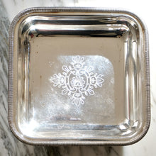 Load image into Gallery viewer, Christian Dior Silver Catch-All Dish - La Porte Bonheur
