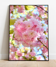 Load image into Gallery viewer, Carolles Cherry Blossom - Normandy Print - La Porte Bonheur