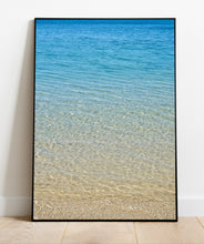 Load image into Gallery viewer, Îles Chausey Water - Normandy Print - La Porte Bonheur